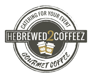 HeBrewed2Coffeez Logo